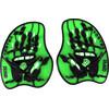arena Vortex Evolution Hand Paddle acid lime-black